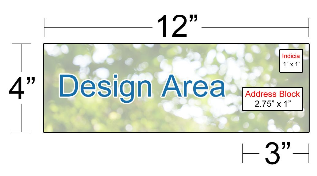4x12 Example Design Layout