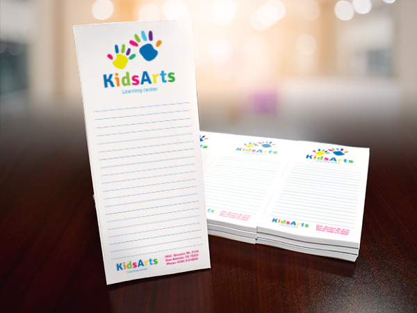 Third Sheet Notepads