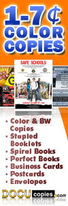 Color Copies at Cheap Prices | Color Printing, Copying, Booklets