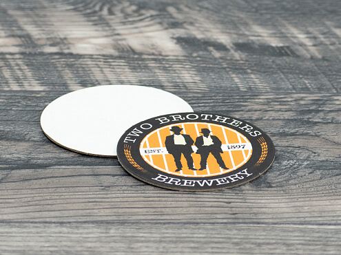 Pulpboard Drink Coasters