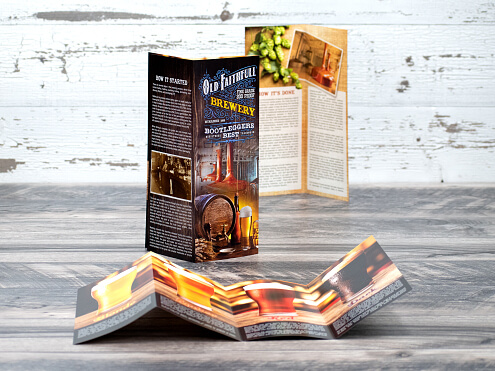 Double Parallel Brochures