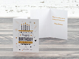 Happy Birthday Card - Inside Thumbnail