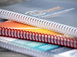Spiral Bound Catalogs - Close Up Thumbnail