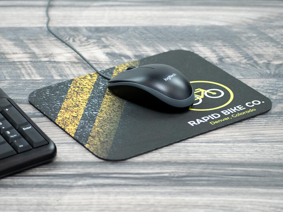 picture about Printable Mouse Pad known as Revealed Mouse Pads Custom made UV Posted Mouse Pads